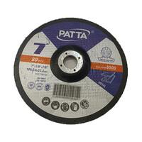 Đá cắt mặt lồi Patta 180x3.0x22.23mm