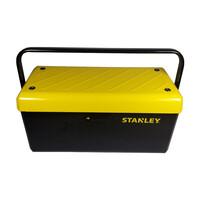 Thùng đựng đồ nghề bằng thép 221x471x236mm hệ 19 inches Stanley STST73100-8