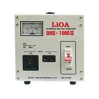Ổn áp 1 pha 1kVA LiOA DRII- 1000 II
