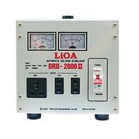 Ổn áp 1 pha 2kVA LiOA DRII- 2000 II