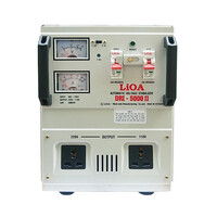 Ổn áp 1 pha 5kVA LiOA DRII- 5000 II