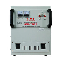 Ổn áp 1 pha 7,5kVA LiOA DRII- 7500 II