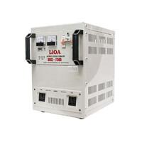 Ổn áp 1 pha 7,5kVA LiOA DRI- 7500 II