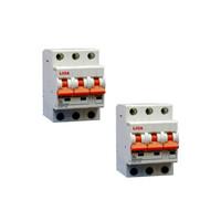 Aptomat loại 3 cực dòng điện 06A LiOA MCB3006/6