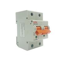 Aptomat loại 2 cực dòng điện 25A LiOA MCB2025/10