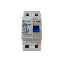 Aptomat chống giật loại 2 cực dòng điện 32A LiOA RCCB2032/30