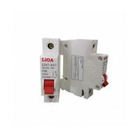 Aptomat loại 1 cực dòng điện 63A LiOA MCB1063/6