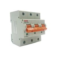 Aptomat loại 3 cực dòng điện 10A LiOA MCB3010/4,5