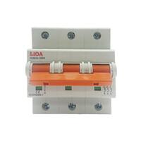 Aptomat loại 3 cực dòng điện 20A LiOA MCB3020/10