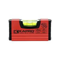 Thước thủy 10cm KAPRO 246MD màu đỏ