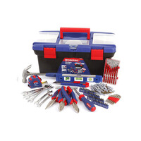Bộ dụng cụ 170 chi tiết Workpro W009002