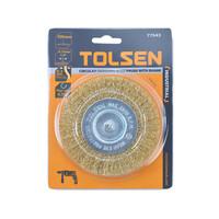 Bánh cước công nghiệp 100mm Tolsen 77543