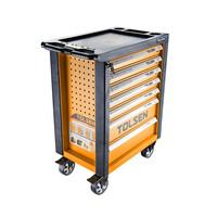 Bộ tủ dụng cụ 179 món Tolsen 85411