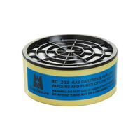 Phin lọc hóa chất Blue Eagle RC202