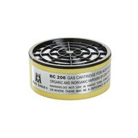 Phin lọc hữu cơ, vô cơ và khí axit có độc tính thấp Blue Eagle RC206