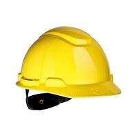 Nón bảo hộ 3M H702R màu vàng