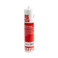 RS PRO White Silicone Sealant Paste 310 ml Cartridge (494102)