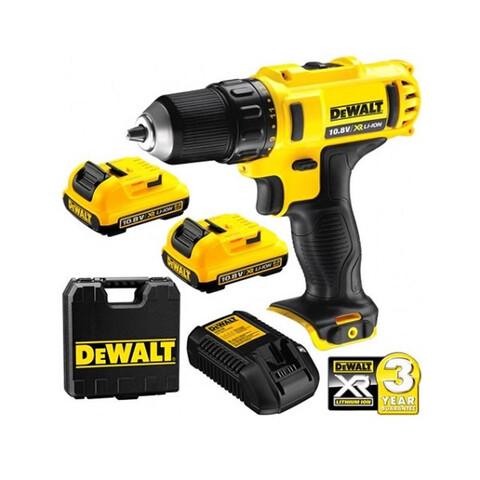 Máy khoan vặn vít pin Dewalt DCD710D2-B1
