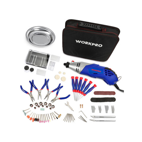 Bộ dụng cụ đa năng tích hợp 152 chi tiết Workpro W004500