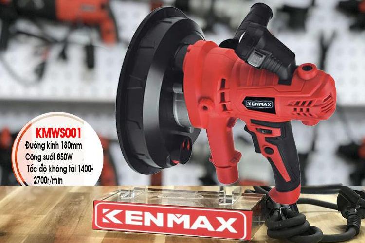Máy chà tường 180mm Kenmax KMWS001